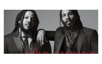 John Varvatos enlists Ziggy and Stephen Marley for new campaign