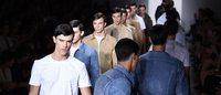 Calvin Klein Collection juega con la Semana de la Moda para hombres