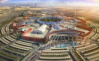 В Дубае появится первый в мире торговый молл-сад