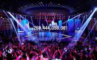Продажи Alibaba Group в ходе распродажи 11 ноября превысили прошлогодние результаты на 25%