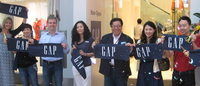 Gap sees China sales tripling to $1 bln in three years
