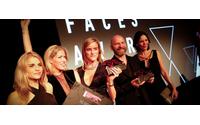 Bunte New Faces Award Fashion im Haus der Kunst in München verliehen