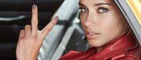 Adriana Lima repite como imagen de Maybelline NY