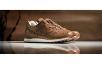 New Balance and Grenson collaborate on brogue sneaker