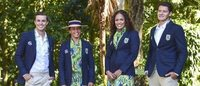 C&A apresenta os uniformes da delegação brasileira nos Jogos Olímpicos