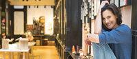 Inès de la Fressange opens Parisian store
