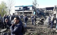 Blast in Turkish textile factory kills five, wounds 16