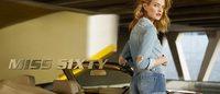 Miss Sixty: Natalia Vodianova protagonista della nuova campagna