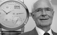Luxusuhren-Label-Gründer Walter Lange gestorben