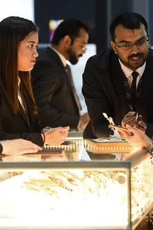 Vod Dubai International Jewellery Show 11.2017