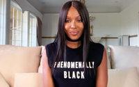 """Naomi Campbell appelle la mode à """"imposer l'inclusion"""""""
