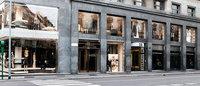 Versace Collection: primo negozio a Milano