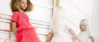 让·保罗·戈尔捷(Jean Paul Gaultier)推出童装定制系列