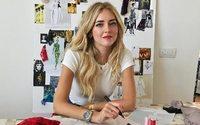 Chiara Ferragni è l'influencer più importante nel mondo della moda