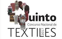 México: lanzan convocatoria para 5º Concurso Nacional de Textiles