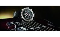 Raymond Weil hits the right notes with musical Gibson Brands watch