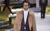 Zegna's relaxed, classical-inspired looks open Milan's men fashion