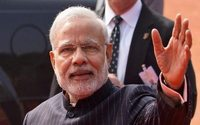 Suit worn by India's Modi enters Guinness World Records