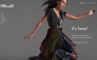 Diane von Furstenberg stellt neuen Look und neues Logo vor
