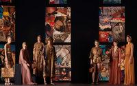 El arte sacro conceptual de Christian Dior