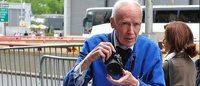 Morreu Bill Cunningham, lenda da fotografia de moda de Nova Iorque