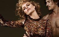 Eva Herzigova stars in new Roberto Cavalli ad campaign