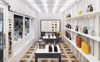 Sophie Hulme offers personalisation service in first standalone store