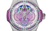 Hublot celebrates 'El Dia de los Muertos' with a colorful creation
