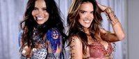 Adriana Lima e Alessandra Ambrósio brilham como nunca
