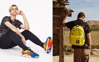 Rubik's links with Puma for new collection, Smiley in Eastpak collab