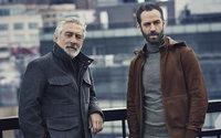 Robert De Niro and Benjamin Millepied front Ermenegildo Zegna's fall campaign