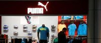 Puma reports strong quarterly sales after Euro 2016