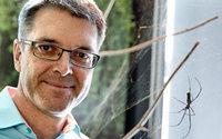 Hochleistungsfasern aus Spinnenseide: Thomas Scheibel für den Europäischen Erfinderpreis 2018 nominiert