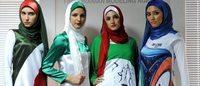 Iran: un défilé de mode aux couleurs du pays fait scandale