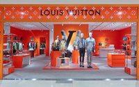 Louis Vuitton открыл поп-ап в ЦУМе