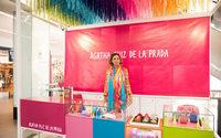 El paso de Agatha Ruiz de la Prada en Perú