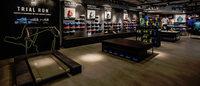 Nike fait la part belle au running dans son magasin du Forum des Halles