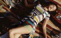 Missoni : Irina Shayk, visage de la campagne estivale