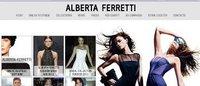 Alberta Ferretti lancia il nuovo sito