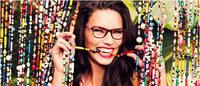 Adriana Lima é a nova embaixadora da Vogue Eyewear