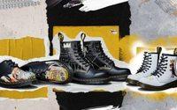 Dr. Martens dévoile sa ligne inspirée de Jean-Michel Basquiat