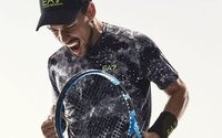 Fabio Fognini is the new Emporio Armani ambassador
