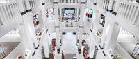 Zara amplía desde este lunes su oferta comercial en China con el estreno de su tienda 'online' en Tmall