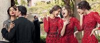Mosteiro é cenário da campanha de Dolce & Gabbana
