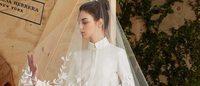 新一季婚纱流行看这里,7 个变化展示一个自由自我