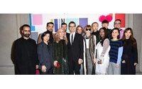 Vogue Italia & Yoox.com spotlight next talents in Milan exhibition