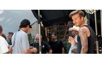 Гай Ричи создал рекламную кампанию David Beckham Bodywear at H&M