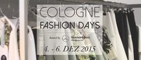 Cologne Fashion Days kooperieren mit Mercedes-Benz Center Köln
