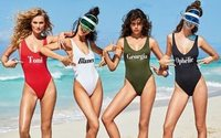 Toni Garrn führt die Calzedonia Girlgang an