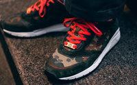 Kangaroos fertigt Sneaker aus Bundeswehrzelten